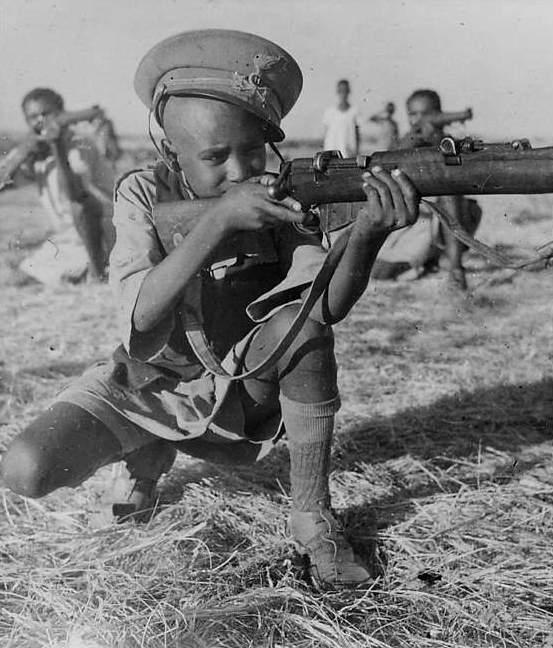 War And Social Upheaval: World War II -- East African Campaign