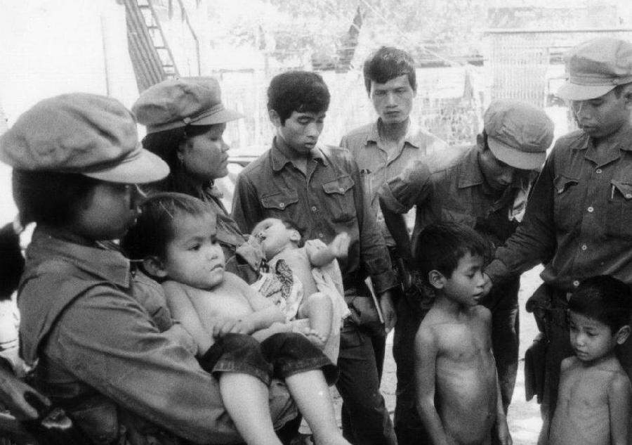 War And Social Upheaval Cambodian Genocide S Prison Cambodian Genocide Kymer Rouge S Security Prison