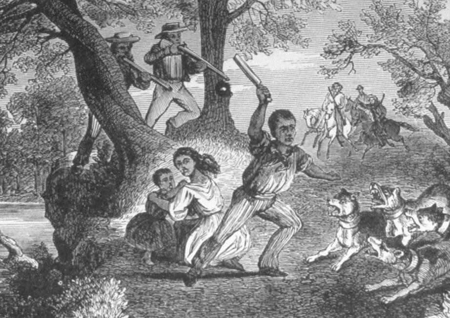 where was the abolitionist movement centered