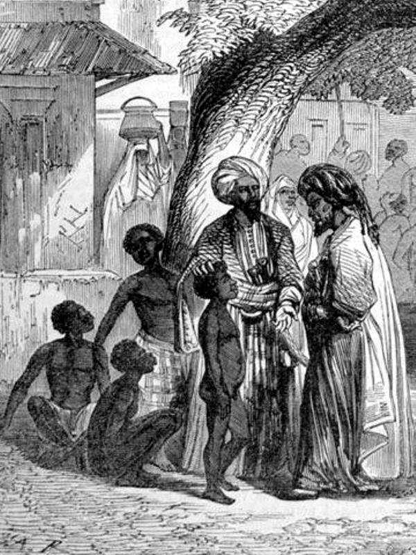 Omani History Slavery
