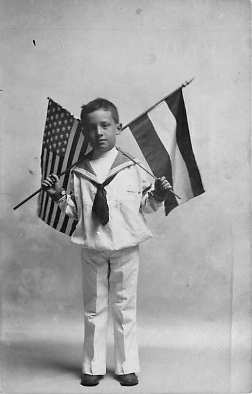 World War I -- American-German relations
