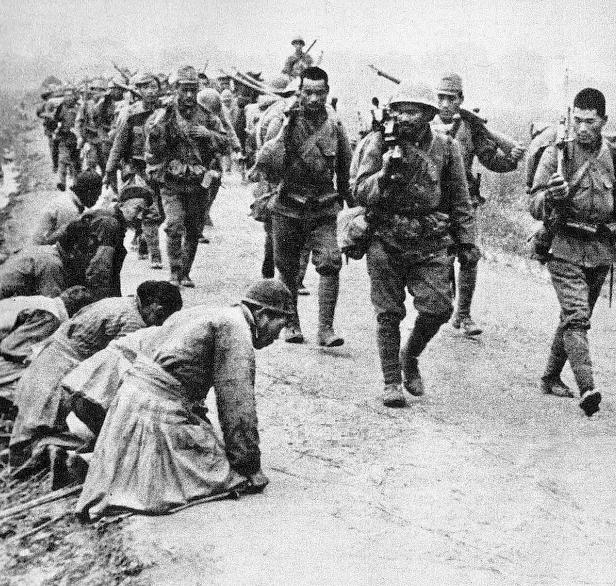 Japanese occupation of China