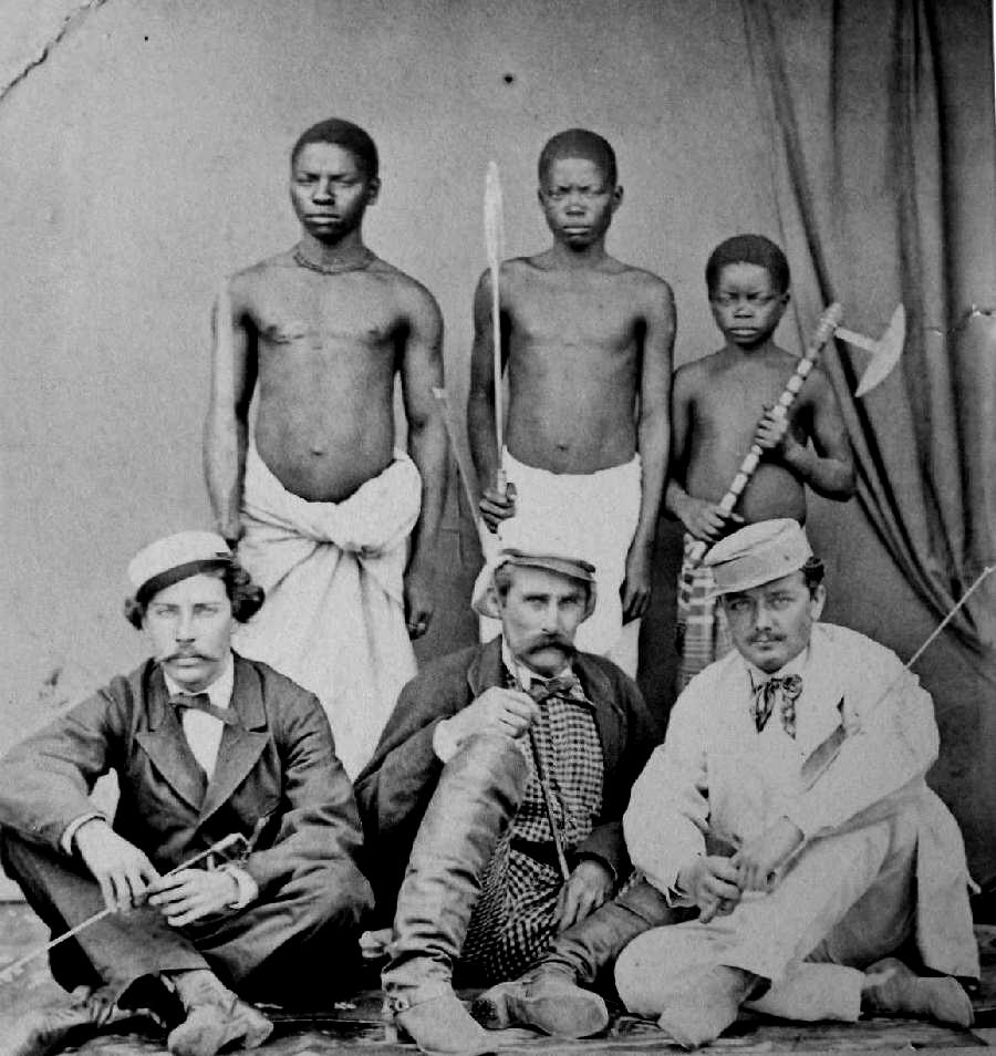 benefits of european imperialism in africa