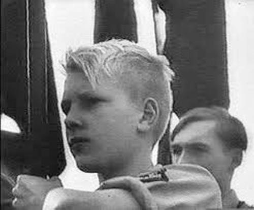 Haarschnitt Hitlerjugend Frisure U
