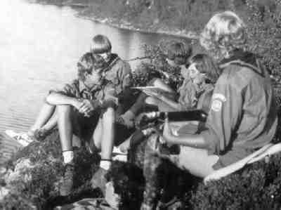 German Boy Scouts Pfadfinderbund